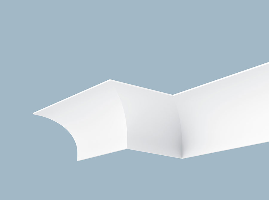Orac UK - Xterio Cornice Profile - C890